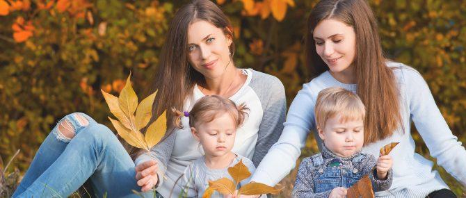 Imagen: La maternitat en parelles lesbianes
